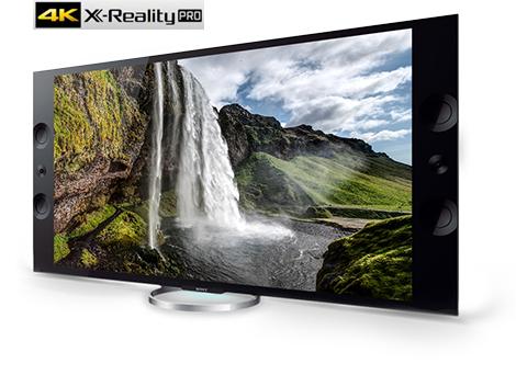 Sony 4k X-Reality