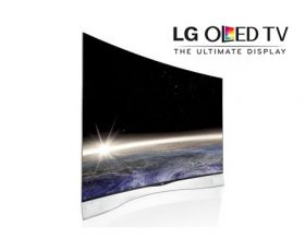LG 55EA980V – Curved Screen