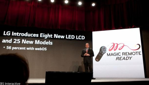 LG Magic Remote Presentation