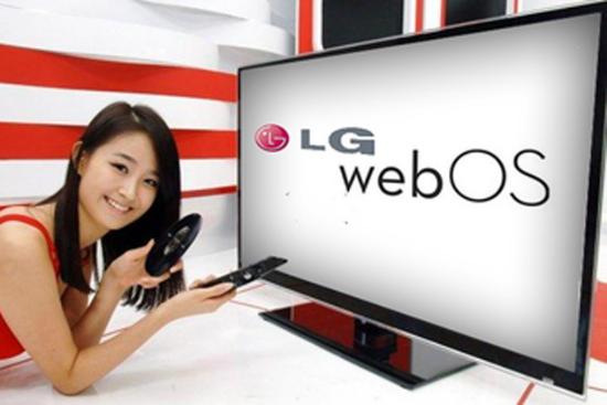 LG's WebOS