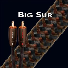 Audioquest Big Sur 3,5 mm > RCA