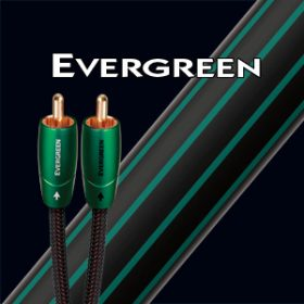 Audioquest Evergreen 3,5 mm>RCA