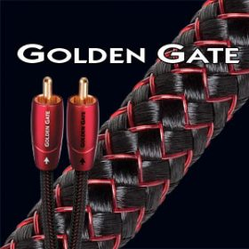 Audioquest Golden Gate RCA>RCA