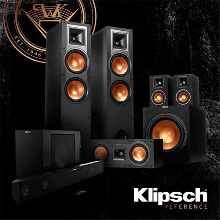Новите Reference Series на Klipsch