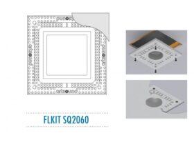 ArtSound – FLKIT SQ2060 аксесоари за тонколони за вграждане
