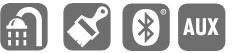 Тонколони за вграждане ArtSound - HPRO650 BT