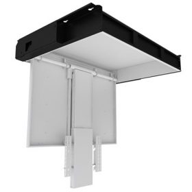 Future Automation TV Ceiling Hinge & Telescope 65″