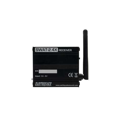 Безжичен комплект Earthquake SWAT-2.4X Stereo Wireless Audio Transmitter Set