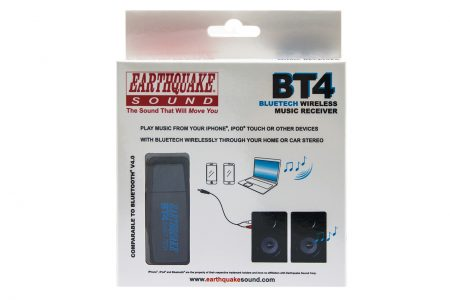 Earthquake BT-4 Bluetooth