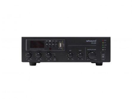 Усилвател, ArtSound – MX-60M, 100V