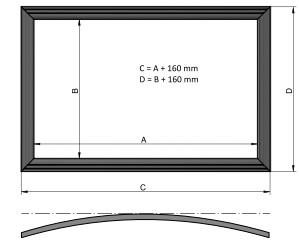 Kauber Frame Velvet Sferic PCS 260