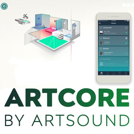 Представяне на музикалната система Artcore от Artsound