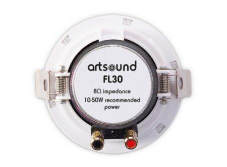 Тонколони за вграждане, ArtSound – FL30T, 100V