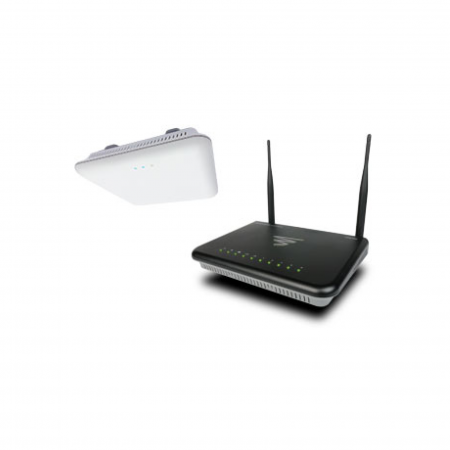 Luxul WS-80 Home Wifi System Access Point