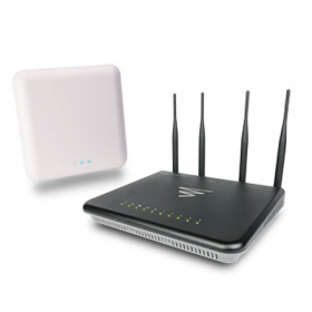 Luxul WS-250 Wireless Router Kit