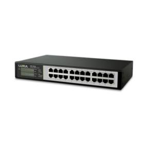 Luxul XGS-1024S Gigabit Flex Mount Switch
