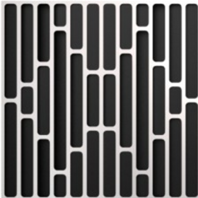 Акустичен панел дифузер Lugano - Diffuser