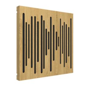 Комбиниран акустичен панел Wavewood