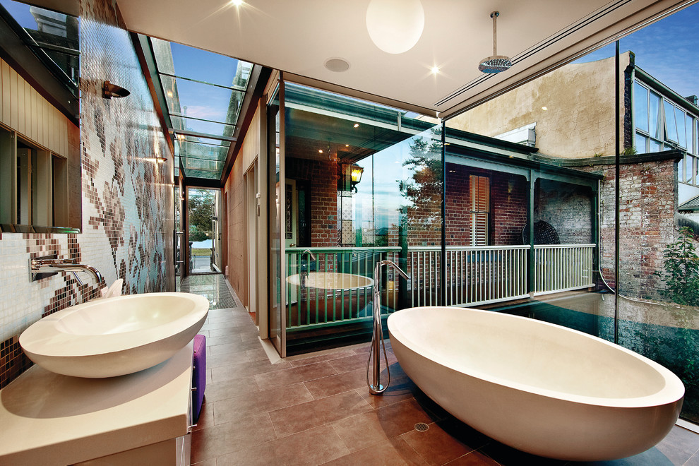 озвучаване за баня